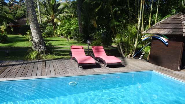 Location saisonnière à Taravao