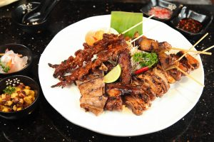 Barbecue en amoureux à Taravao