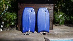 Body board à Taravao
