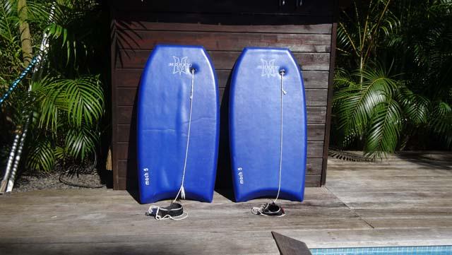Équipements de plage
